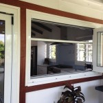 Bifold Window With Phantom Screen