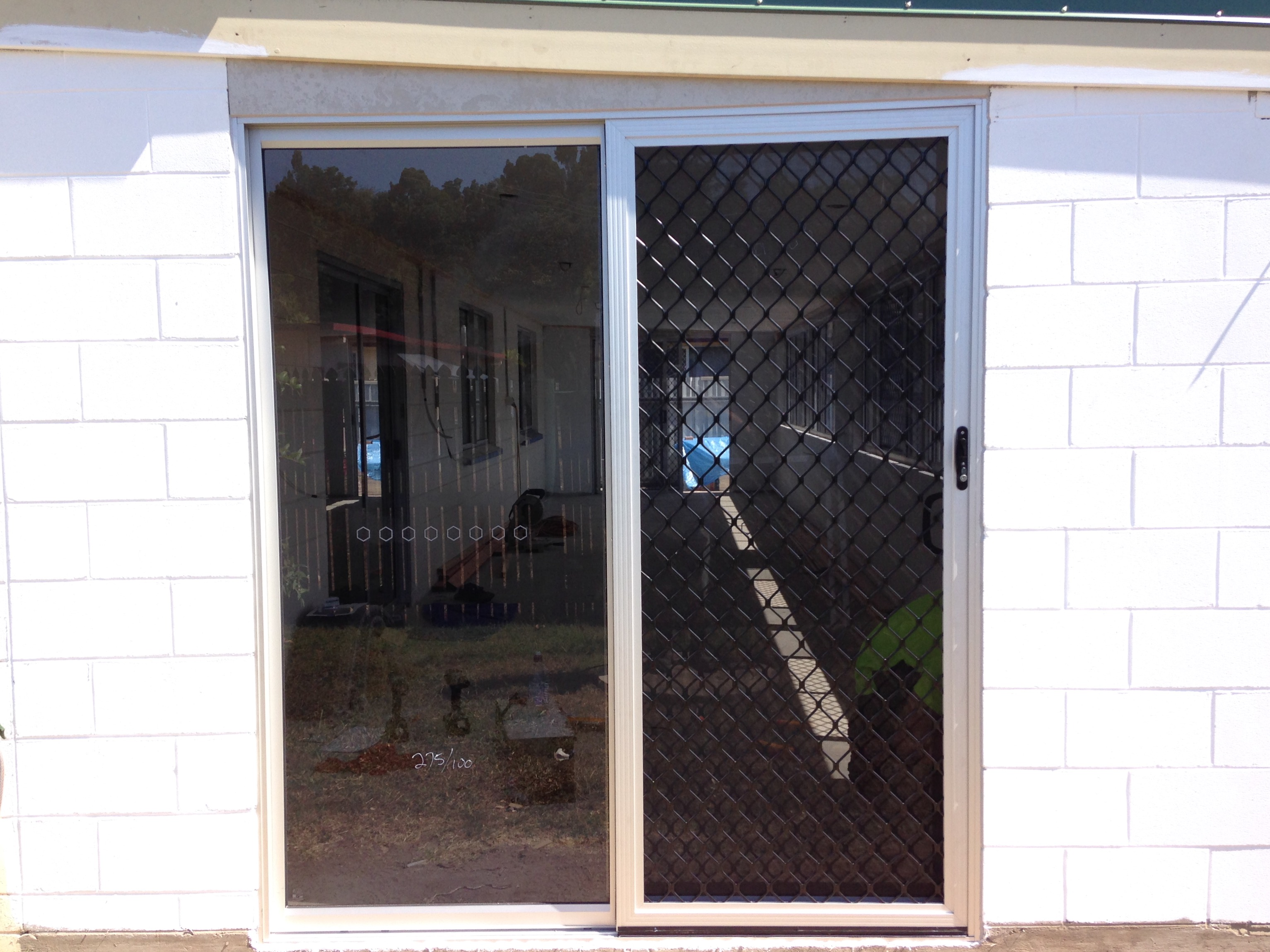 Aluminium Sliding Glass Door