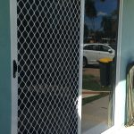 Sliding Barrier Door